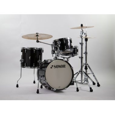 Sonor AQ2 Bop Set 4pc Shell Pack – Transparent Stain Black