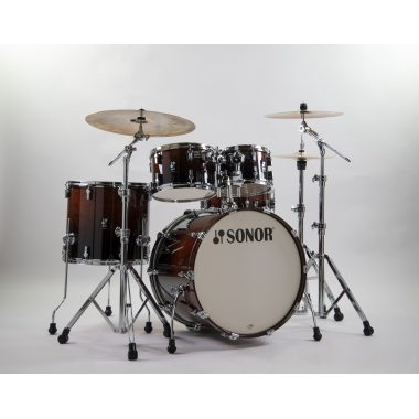 Sonor AQ2 Stage Set 5pc Shell Pack – Brown Fade