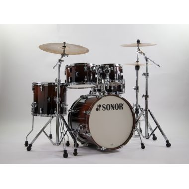 Sonor AQ2 Studio Set 5pc Shell Pack – Brown Fade