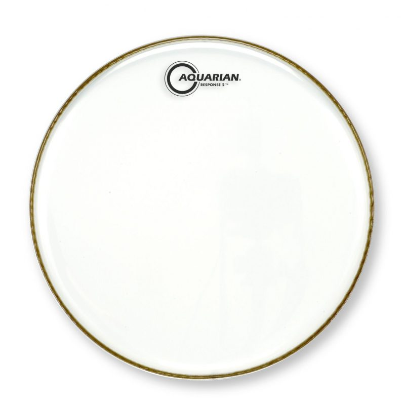 Aquarian Response 2 – 14in Drum Head