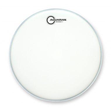 Aquarian Texture Coated Response 2 16in Drum Head