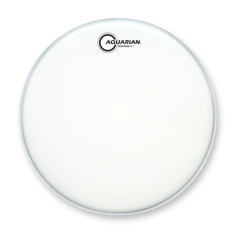 Aquarian Texture Coated Response 2 10in Drum Head