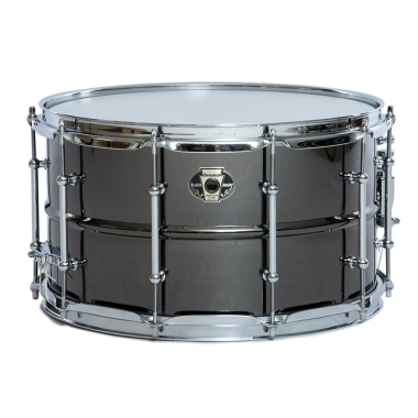 Ludwig Black Magic 13x7in Brass Snare
