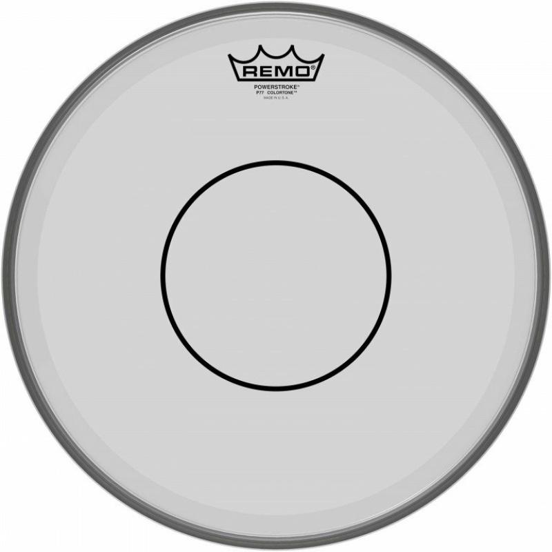 Remo Powerstroke 77 Colortone 14in Smoke Drum Head