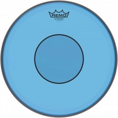 Remo Powerstroke 77 Colortone 14in Blue Drum Head