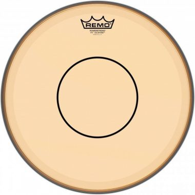 Remo Powerstroke 77 Colortone 14in Orange Drum Head