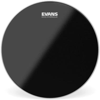 Evans Hydraulic Black Coated 14in Drum Head