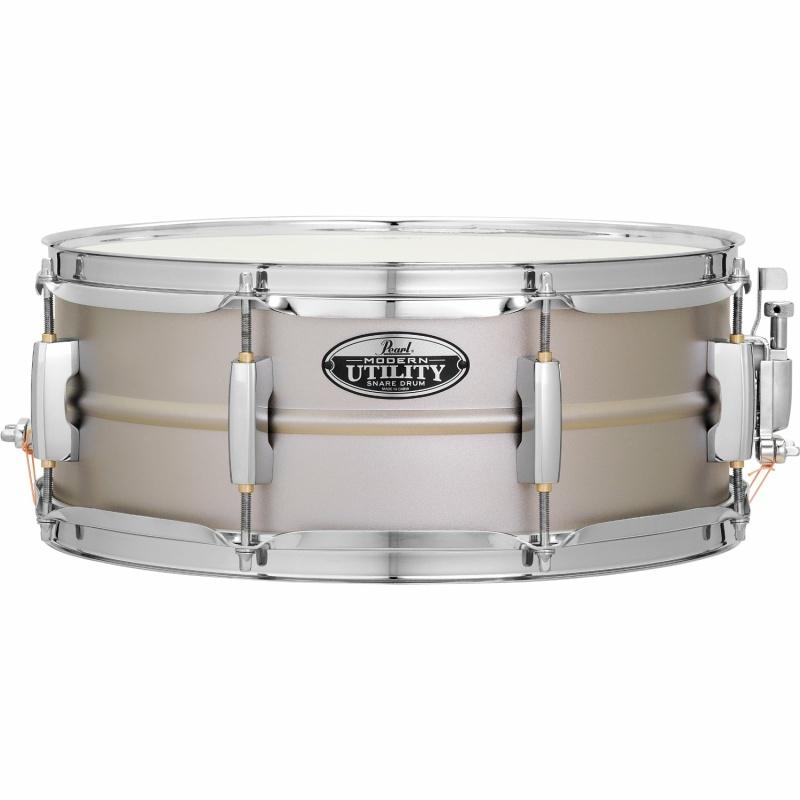 Pearl Modern Utility 14×5.5in Steel Snare