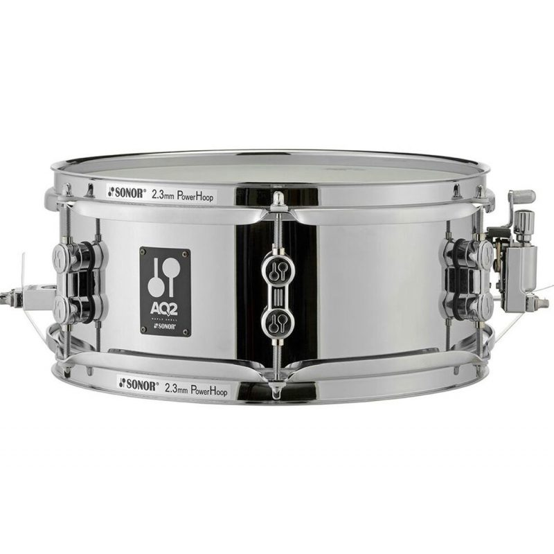 Sonor AQ2 12x5in Steel Snare Drum
