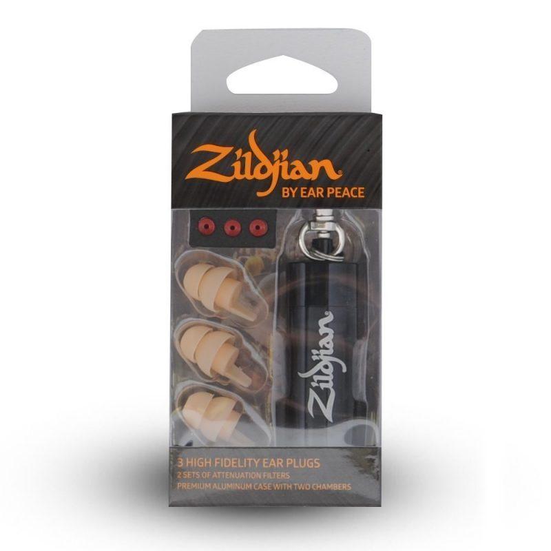 Zildjian Ear Plugs – Tan
