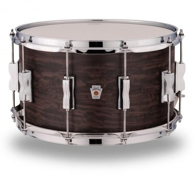 Ludwig Standard Maple 14x8in Snare – Aged Ebony
