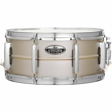 Pearl Modern Utility 14×6.5in Steel Snare