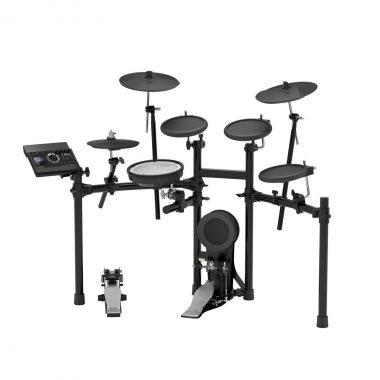 Roland TD-17K-L V-Drums Electronic Drum Kit – Bundle Package