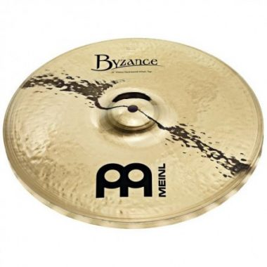 Meinl Byzance Brilliant 14in Heavy Hammered Hi-Hats