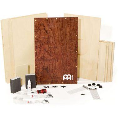 Meinl Deluxe Make Your Own Cajon Kit – Bubinga Burl