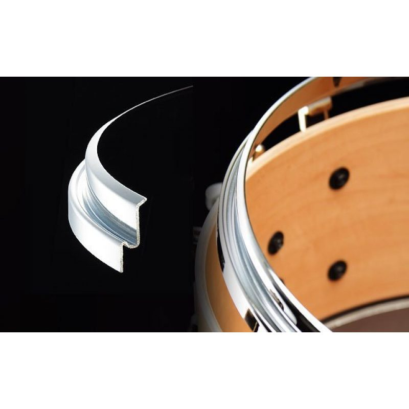 Tama Starphonic 14x6in Maple Snare – Satin Mappa Burl