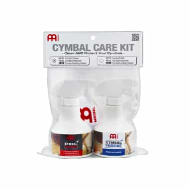 Meinl MCCK-MCCL Cymbal Clean & Care Kit