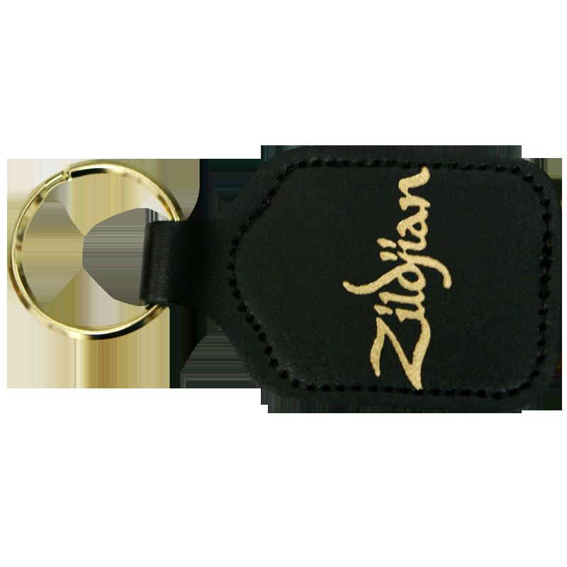 Zildjian Leather Key Fob