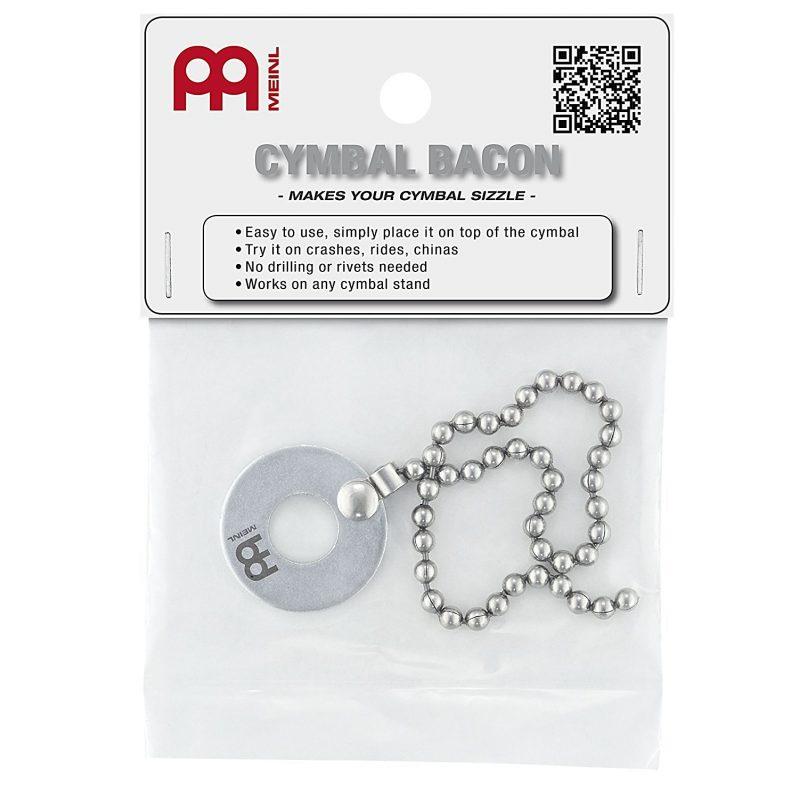 Meinl BACON – Cymbal Sizzler