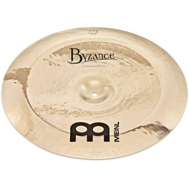 Meinl Byzance Brilliant 18in Heavy Hammered China