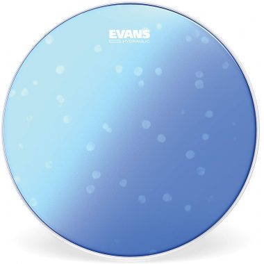 Evans Hydraulic Blue 14in Coated Drum Head