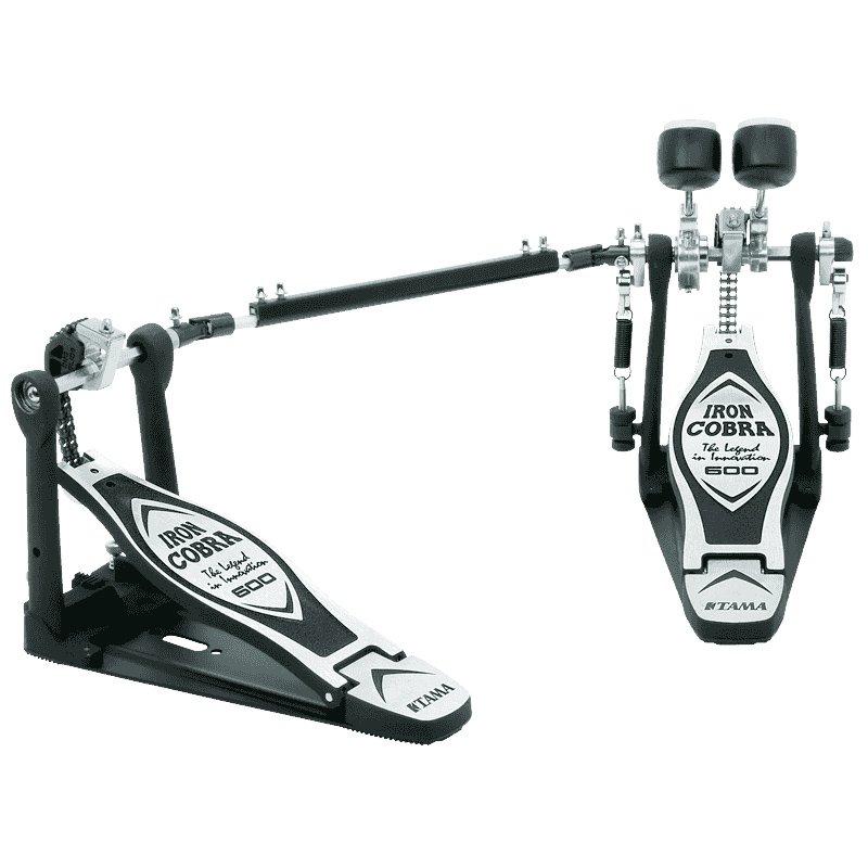 Tama Iron Cobra 600 Series Double Bass Drum – Pedal