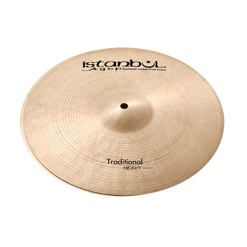 Istanbul 13in Traditional Heavy Hi Hat