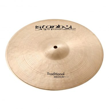 Istanbul Traditional 14in Medium Hi-Hats