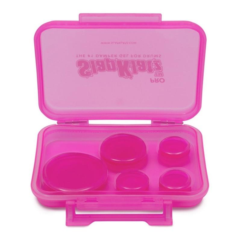 Slapklatz Pro Drum Dampers Pack Of 10 – Pink