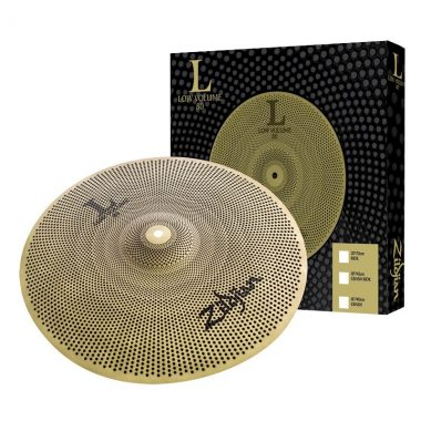 Zildjian 14in Low Volume L80 Hi Hat Pair Set