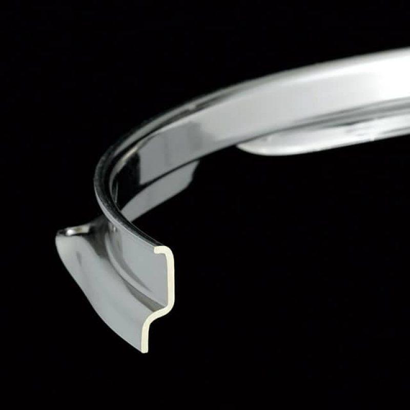 Tama Brass Mighty Hoop – 14in 10 Hole Batter Side