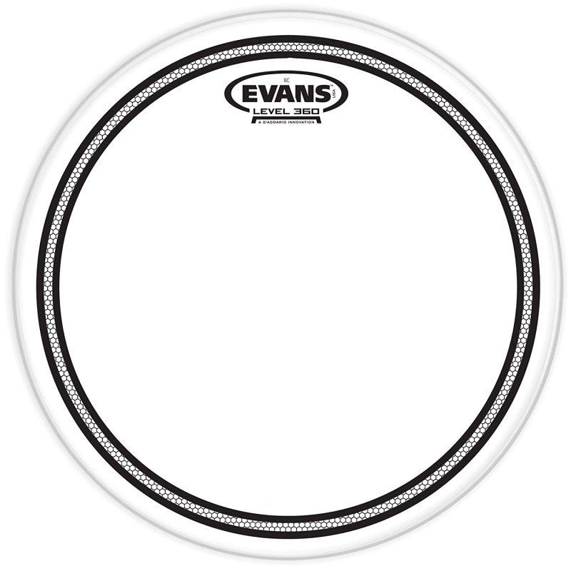 Evans EC 12in Snare Batter Head