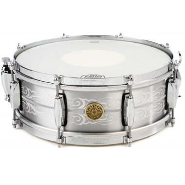 Gretsch 135th Anniversary 14x5in Solid Aluminum Snare