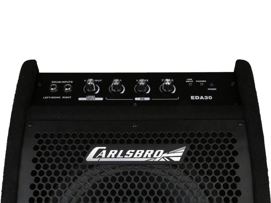 carlsbro eda30 electronic drum kit amplifier drummers only. Black Bedroom Furniture Sets. Home Design Ideas