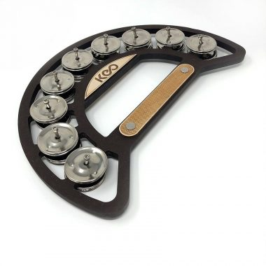 Keo Half Moon Tambourine