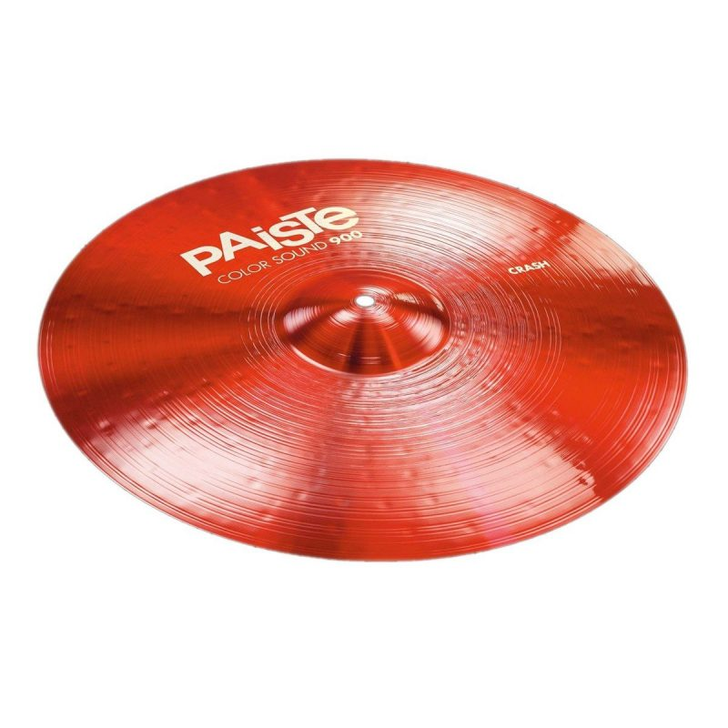 Paiste Color Sound 900 Red 19in Crash