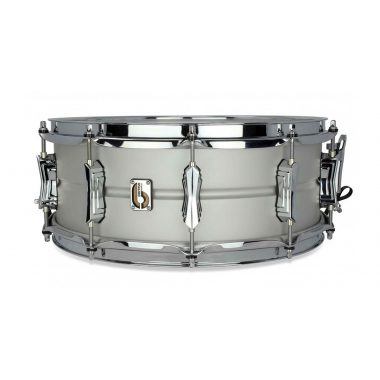 British Drum Co. Aviator 14×5.5in Aluminium Snare Drum