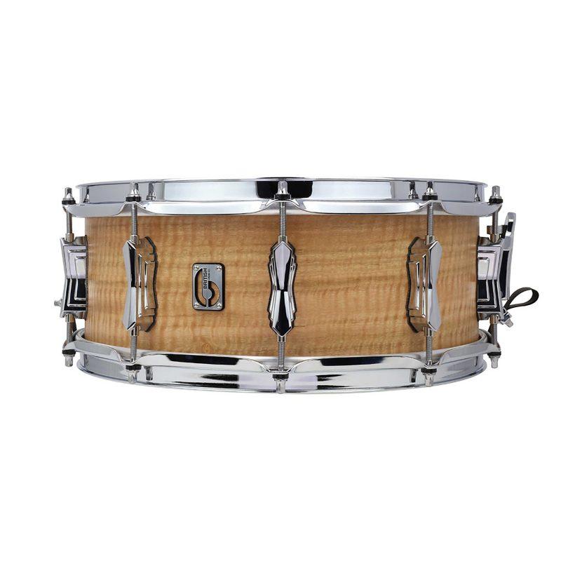 British Drum Co. Maverick 14×6.5in Maple Snare Drum
