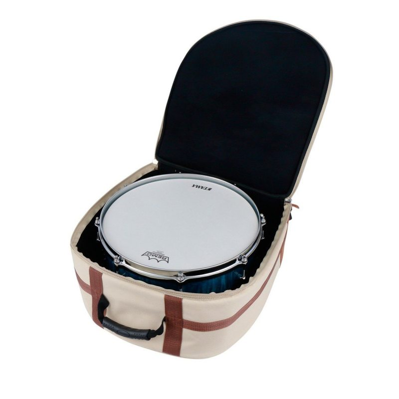 Tama Powerpad Designer 14×6.5in Snare Case – Beige
