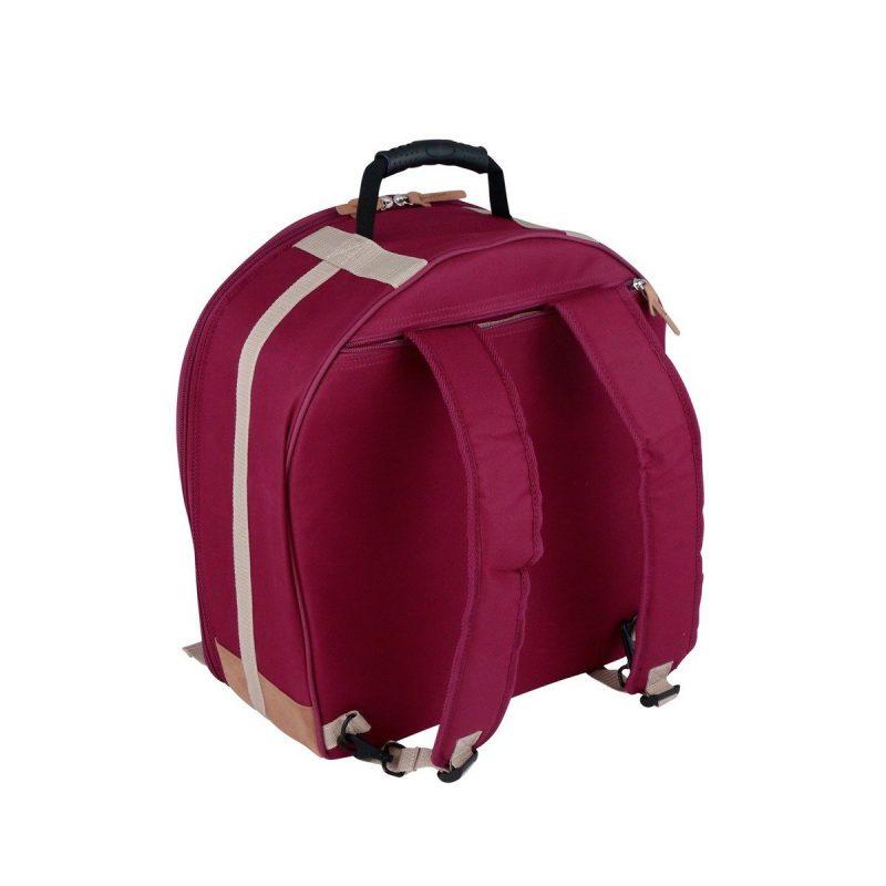 Tama Powerpad Designer 14×6.5in Snare Case – Wine Red