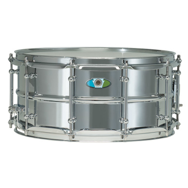 Ludwig Supralite 14×6.5in Steel Snare