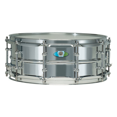 Ludwig Supralite 14×5.5in Steel Snare