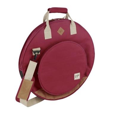 Tama TCB22 Powerpad Designer 22in Cymbal Bag – Wine Red