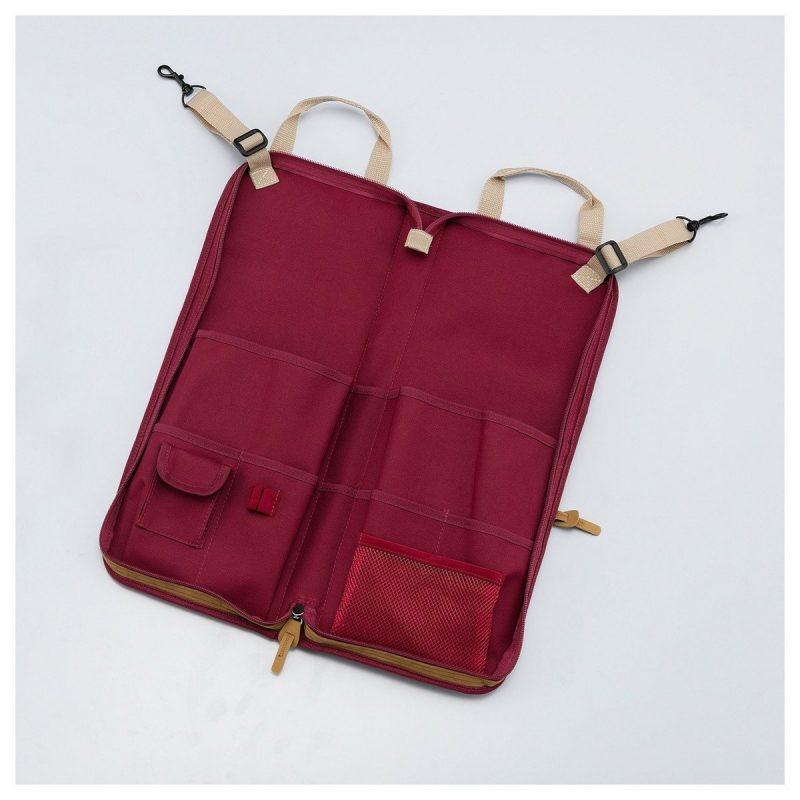 Tama TSB24 Powerpad Designer Stick Bag – Wine Red