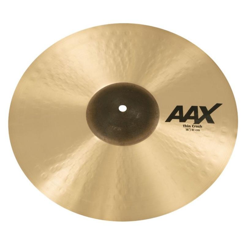 Sabian AAX 16in Thin Crash