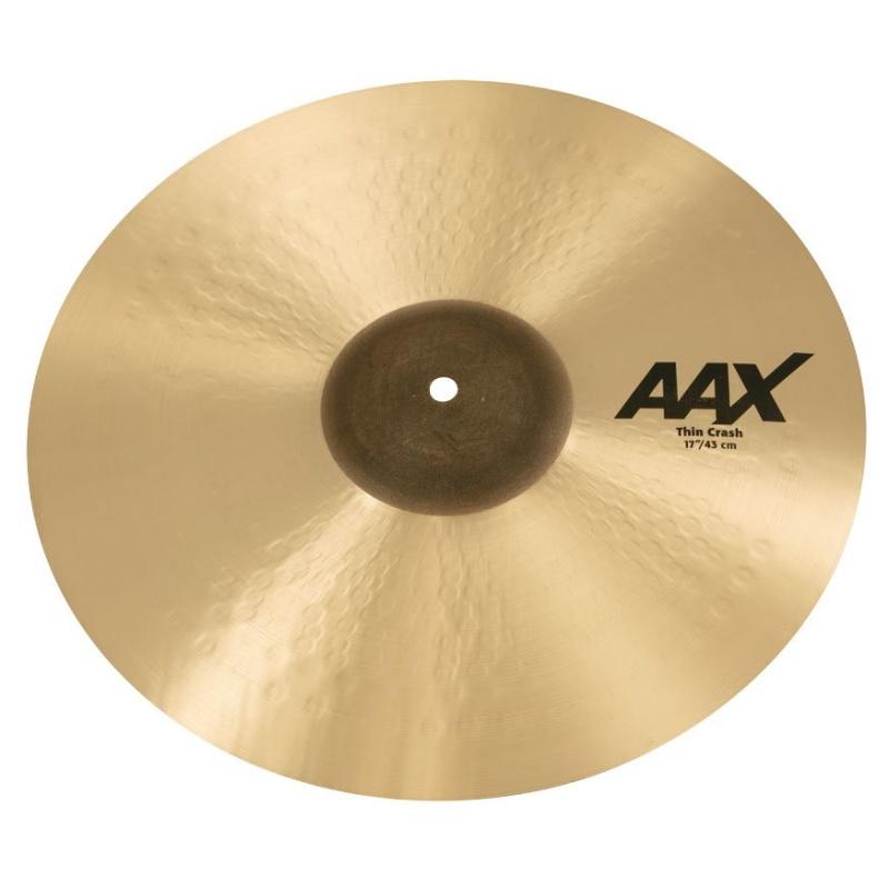 Sabian AAX 17in Thin Crash