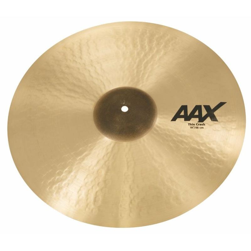 Sabian AAX 19in Thin Crash