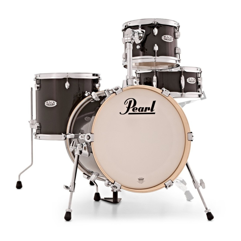 Pearl MDT Midtown 4pc Shell Pack – Black Gold Sparkle