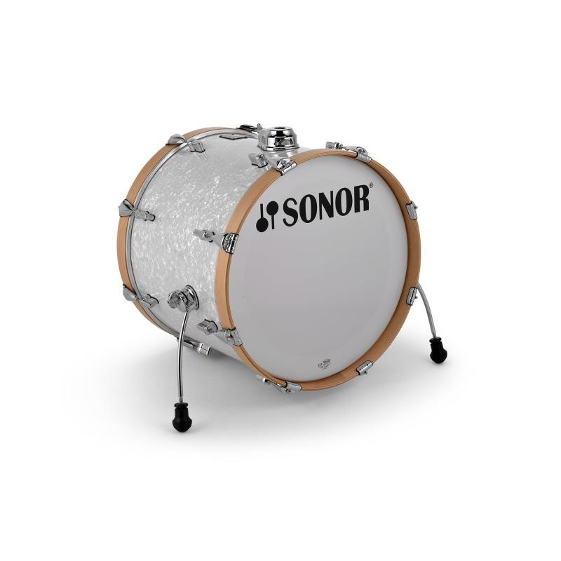 Sonor AQ2 Studio Set 5pc Shell Pack – White Pearl