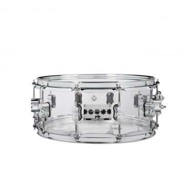 PDP 14x6in Chad Smith Signature Acrylic Snare Drum